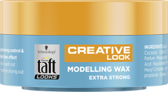 Taft Hair Wax Creative Look (75mL)