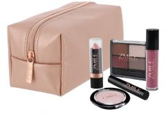 Zmile Cosmetics Beauty Set Beauty In The Bag! Rose Gold