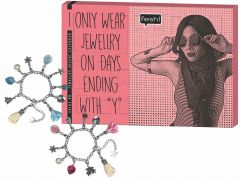 Fesh Jewellery Advent Calendar - 24 Pieces for Jewellery Lovers