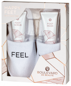 Boulevard de Beaute Wellness Set Happy Feet