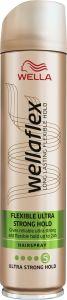 Wella Wellaflex Ultra Strong Hold Hairspray (250mL)