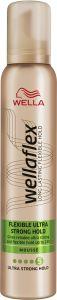 Wella Wellaflex Ultra Strong Mousse (200mL)