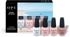 OPI Mini Nail Lacquer 4-pack (4x3,75mL) Iconic Soft