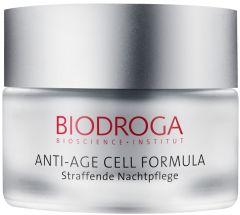Biodroga Anti Age Cell Formula Firming Night Care (50mL)