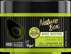 Nature Box Body Butter Avocado Oil Rescue (200mL)