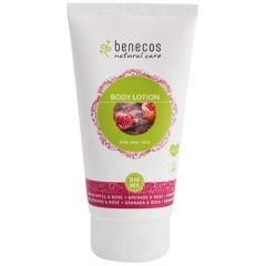 Benecos Pomegranate and Rose Body Lotion (150mL)