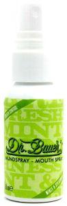 Dr. Bauer´s Breath Control Mouth Spray Mint&Speaparmint (35mL)