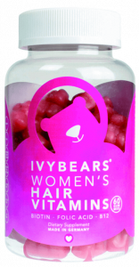 IvyBears Hair Vitamins for Women (60pcs)