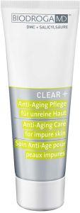 Biodroga MD Clear+ Anti-age Care Impure Skin (75mL)