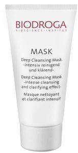 Biodroga Mask Deep Cleansing Mask Clarifying Effect (50mL)