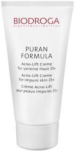 Biodroga Puran Formula Acno-lift Crème Impure Skin 25+ (40ml)