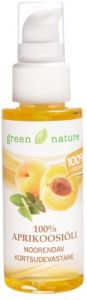 Green Nature Aprikoosiõli (50mL)