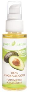 Green Nature Avokaadoõli (50mL)