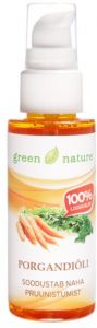 Green Nature Jojoba Kuivõli (100mL)