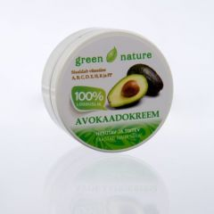 Green Nature Avokaadokreem (50mL)