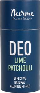Nurme Looduslik Deodorant Laim + Patšuli (80g)