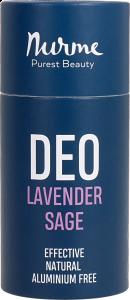 Nurme Looduslik Deodorant Lavendel + Salvei (80g)