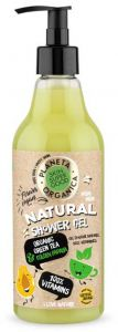 "Skin Super Good Natural Shower Gel ""100% Vitamins"" (500mL)"