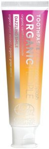 Organic People Organic Certified Toothpaste Champagne Splash (85g)