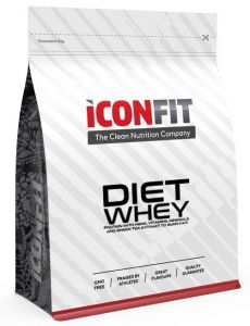 ICONFIT Diet Whey (1000g) Cappuccino