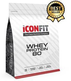 ICONFIT Whey Protein 80 (1000g) Banana