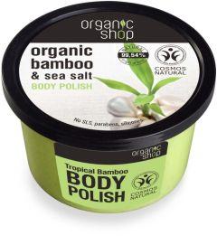 Organic Shop Body Polish Tropical Bamboo_cosmos Natural (Bdih) (250mL)