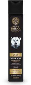 Natura Siberica Men Super Refreshing Shower Gel White Bear (250mL)