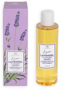 Magrada Organic Cosmetics Kehaõli Lavendel (200mL)