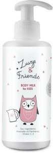 Zuze & Friends Body Milk (250mL)