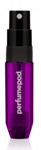 Perfume Pod Travalo Ice Purple (5mL)