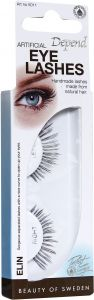 Depend Artificial Eye Lashes Elin + Glue