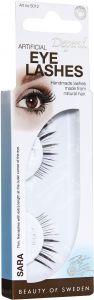 Depend Artificial Eye Lashes Sara + Glue