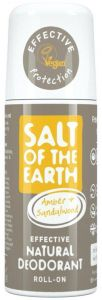Salt of the Earth Amber & Sandalwood Roll-On (75mL)