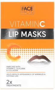 Face Fact Vitamin C Lip Mask (2pcs)