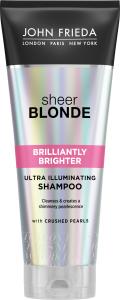 John Frieda Sheer Blonde Brilliantly Brighter Ultra Illuminating Shampoo (250mL)