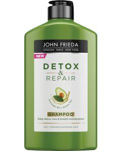 John Frieda Detox & Repair Shampoo (250mL)