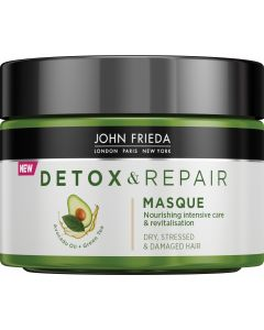 John Frieda Detox & Repair Masque (250mL)