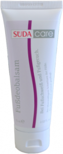 SÜDAcare Foot Deo Balm (75mL)