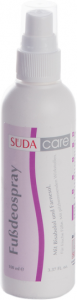 SÜDAcare Deodorant Foot Spray (100mL)