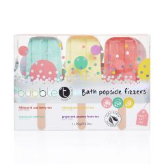 Bubble T Bath Fizzer Lollipops (3x80g)