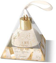 The Luxury Bathing Company Gift Set Bergamot, Ginger & Lemongrass Belle