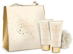 The Luxury Bathing Company Gift Set Bergamot, Ginger & Lemongrass Getting Gorgeous