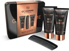 The Luxury Bathing Company Gift Set Gc Homme Smooth Operator