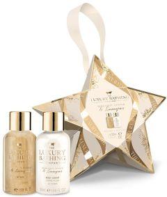 The Luxury Bathing Company Gift Set Bergamot, Ginger & Lemongrass Reveal