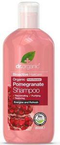 Dr. Organic Pomegranate Shampoo (265mL)
