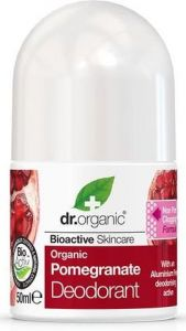 Dr. Organic Pomegranate Deodorant (50mL)