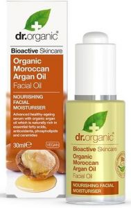 Dr. Organic Argan Facial Oil (30mL)
