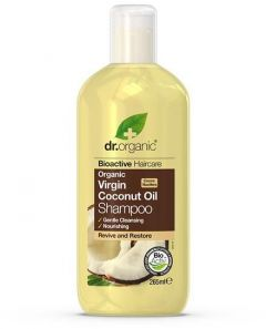 Dr. Organic Coconut Shampoo (265mL)