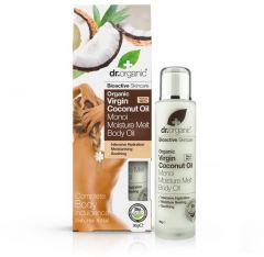 Dr. Organic Coconut Moisture Melt (100mL)