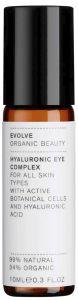 Evolve Organic Beauty Hyaluronic Eye Complex (10mL)